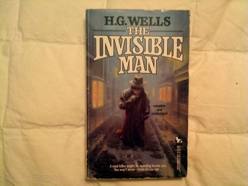 9780938819325: The Invisible Man (Dover Thrift Editions)