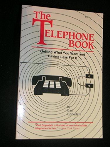 The Telephone Book: Carl Oppedahl