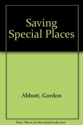 9780938864196: Saving Special Places