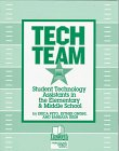 Tech Team: Student Technology Assistants in the: Erica Peto, Esther