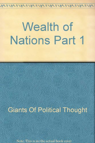 9780938935032: The Wealth of Nations