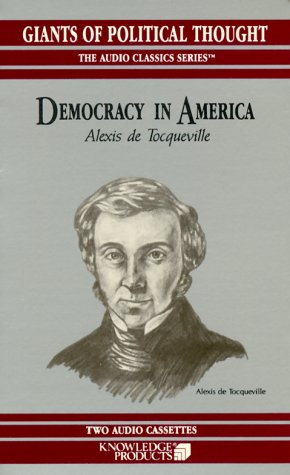 9780938935124: Democracy in America (Giants of Political Thought & United States at War)