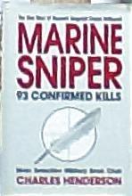 9780938936954: Marine Sniper: 93 Confirmed Kills