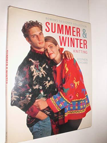 9780938953029: Rowan's Designer Collection Summer & Winter Knitting