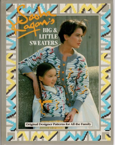 SASHA KAGAN'S BIG & LITTLE SWEATERS