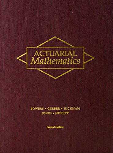 9780938959465: Actuarial Mathematics