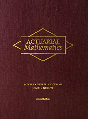 9780938959465: Actuarial Mathematics