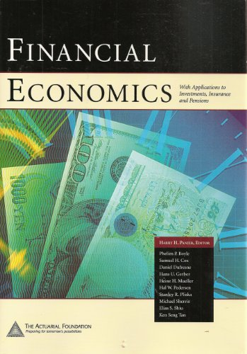9780938959489: Financial Economics: With Applications to Investments, Insurance and Pensions
