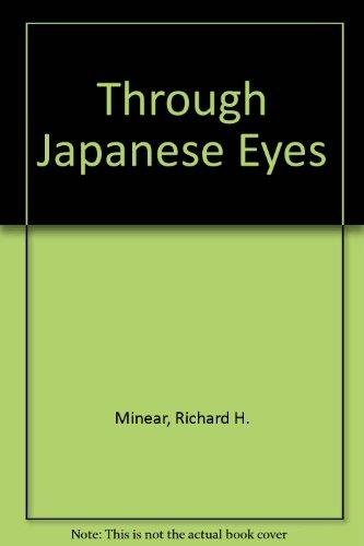 9780938960348: Through Japanese Eyes