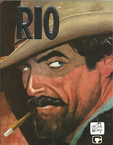 Set of 2 Rio Books: Rio, and: Doug Wildey