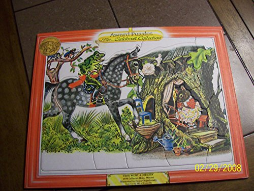 9780938971696: Frog Went A-Courtin' (Tray Puzzle)