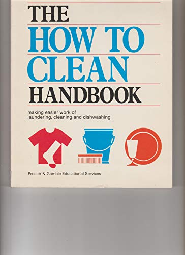 9780938973003: How to Clean Handbook