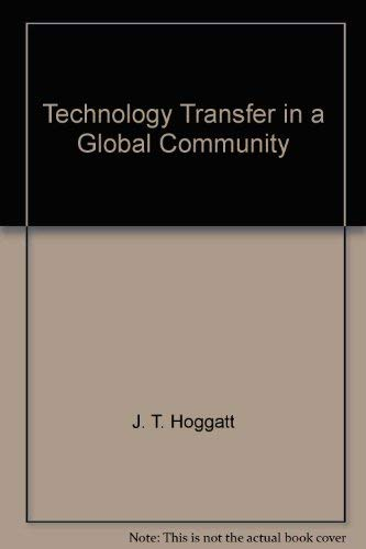 9780938994763: Technology transfer in a global community (International SAMPE Technical Conference)