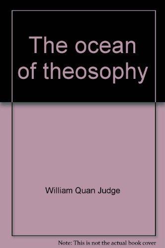 9780938998075: The ocean of theosophy