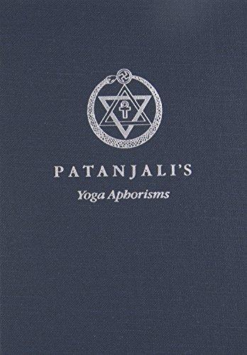 9780938998112: The Yoga Aphorisms of Patanjali