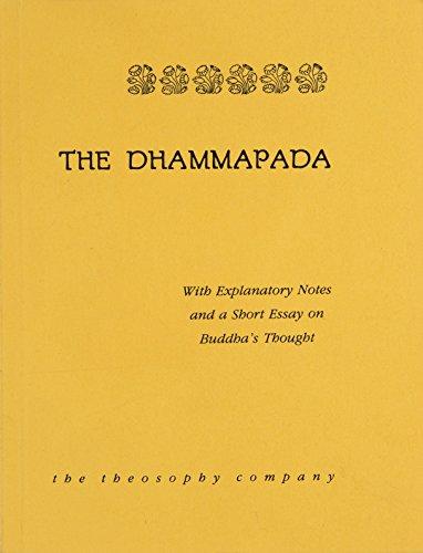 9780938998167: The Dhammapada