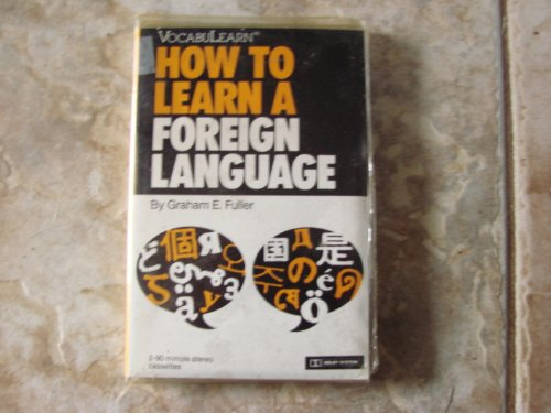 9780939001750: How to Learn a Foreign Language