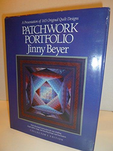 9780939009176: Patchwork Portfolio: A Presentation of 165 Original Quilt Designs