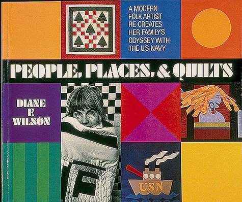 9780939009305: People Places & Quilts - AbeBooks - Diane F. Wilson ... : people places and quilts - Adamdwight.com