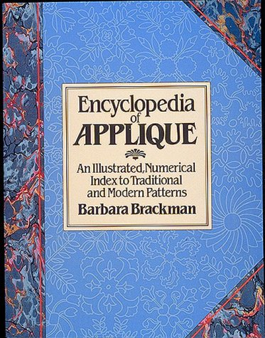Encyclopedia of Applique (0939009757) by Brackman, Barbara