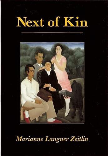 Next of Kin [novel, Fiction, Story, Saga, Drama, Adventure, Enjoyable Reading ; Family Drama, ...