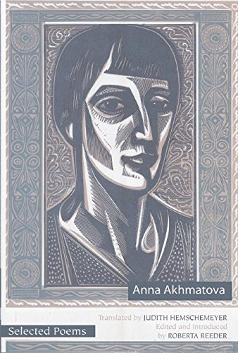 9780939010615: Selected Poems of Anna Akhmatova