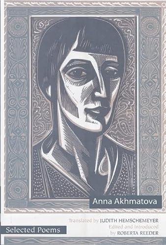 9780939010615: Selected Poems of Anna Akhmatova