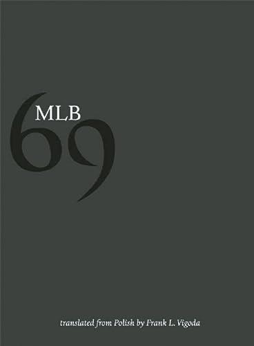 69 Format: Trade Paper: MLB, Frank L. Vigoda (Translator)