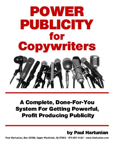 9780939038718: Power Publicity For Copywriters