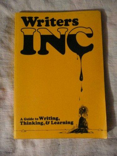 9780939045273: Writers Inc.