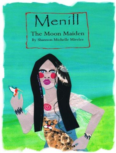 9780939046508: Menill The Moon Maiden