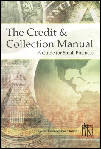 9780939050987: The Credit & Collection Manual - A Guide for Small Business
