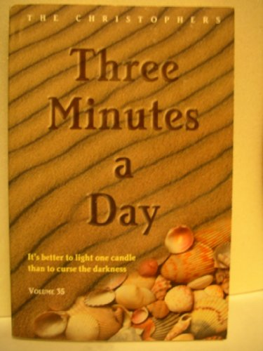 Three Minutes a Day (Volume 35): Christophers, The