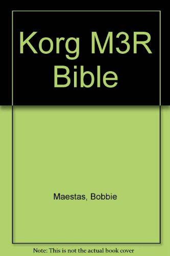 9780939067039: Korg M3R Bible