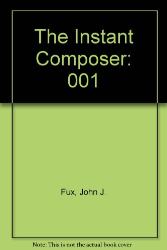 9780939067817: The Instant Composer Vol. 1