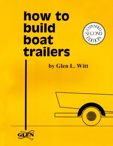 9780939070084: How to Build Boat Trailers