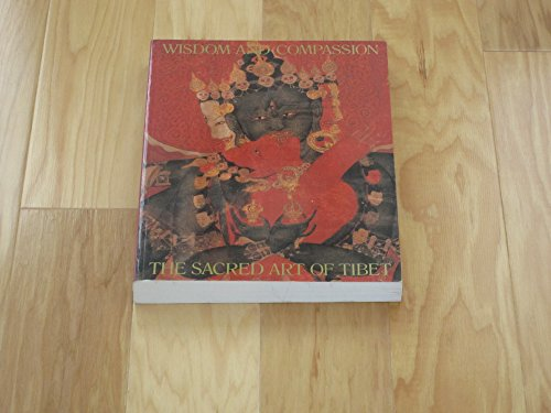 9780939117048: Wisdom and Compassion The Sacred Art of Tibet