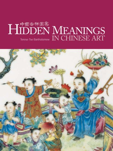 Hidden meanings in Chinese art (Zhongguo ji xiang tu an)