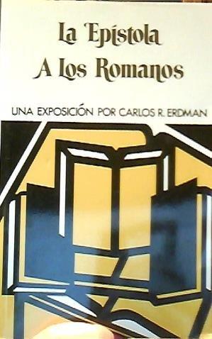 9780939125210: La Epistola A Los Romanos