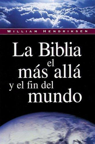 9780939125340: La Biblia, El Mas Aila y El Fin del Mundo (English and Spanish Edition)