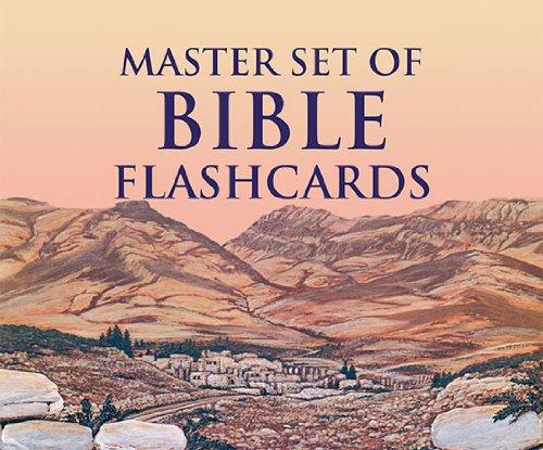 Master Set of Bible Flashcards (Flashcards): Ethelyn Simon