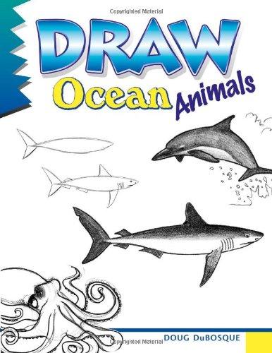 9780939217243: Draw Ocean Animals