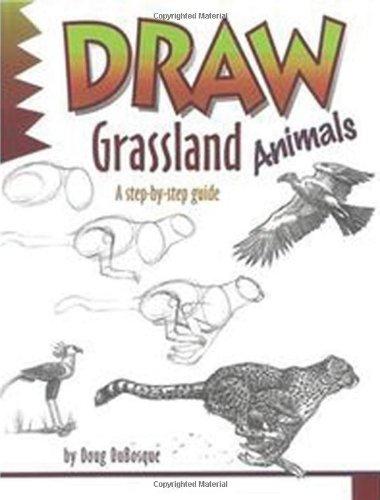 9780939217250: Draw Grassland Animals (Learn to Draw)