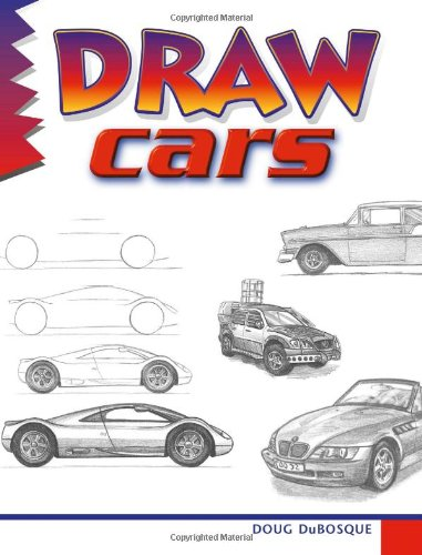 9780939217298: Draw Cars (Learn to draw: inspiration & ideas for young artists)