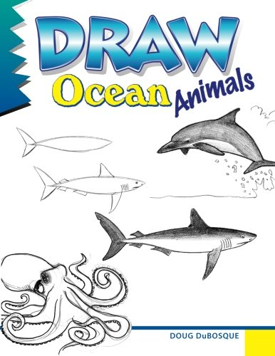 9780939217809: Draw Ocean Animals: A step-by-step guide