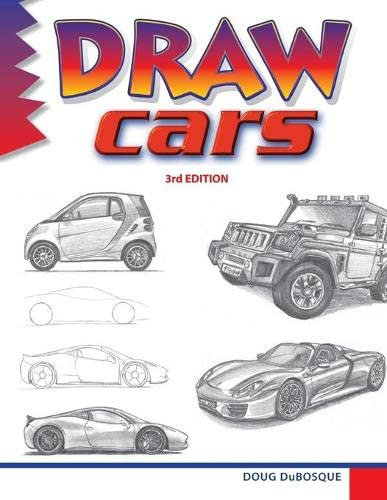 9780939217823: Draw Cars