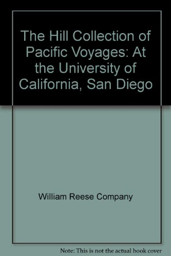 The Hill Collection of Pacific Voyages at the University of California, San Diego.