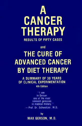 9780939236008: A cancer therapy: Results of fifty cases