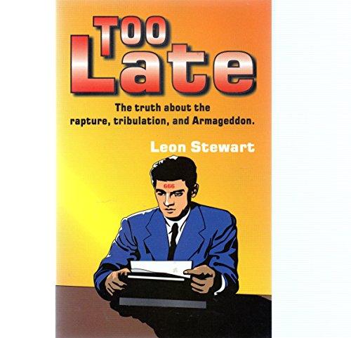 9780939241804: Too Late