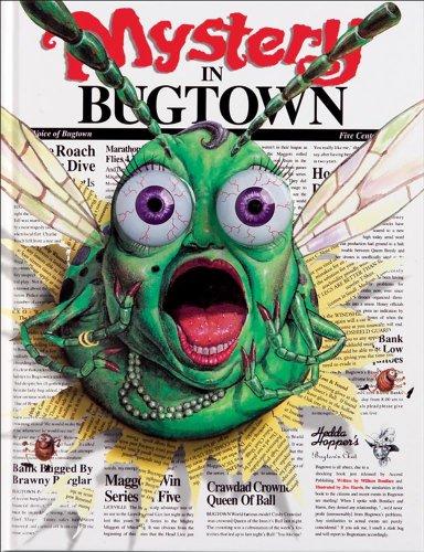 9780939251902: Mystery in Bugtown (Science Calendar)